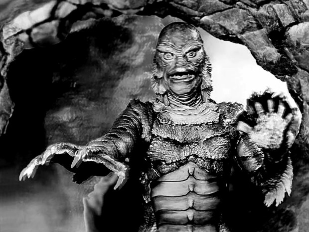 Creature from the Black Lagoon - TOP 10 BEST 3D MOVIES