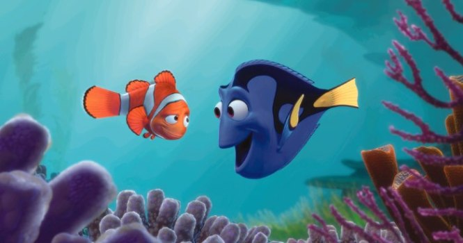 Finding Nemo2 - TOP 10 Family Movies To Watch With The Entire Family