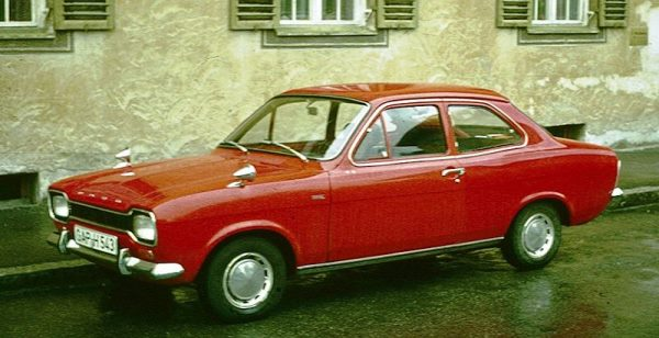 Ford Escort - TOP 10 HISTORY'S BEST SELLING CARS OF ALL TIME