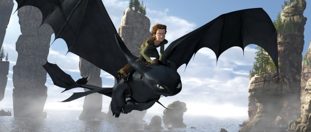How To Train A Dragon - TOP 10 BEST 3D MOVIES