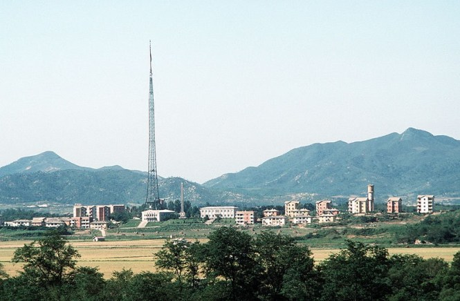 Kijong dong - TOP 10 FAMOUS GHOST TOWNS