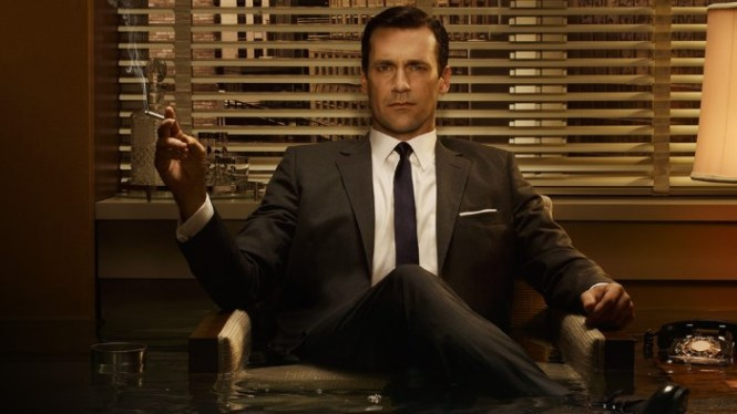 Mad Men - TOP 100 BEST AND MOST POPULAR SERIES ON NETFLIX