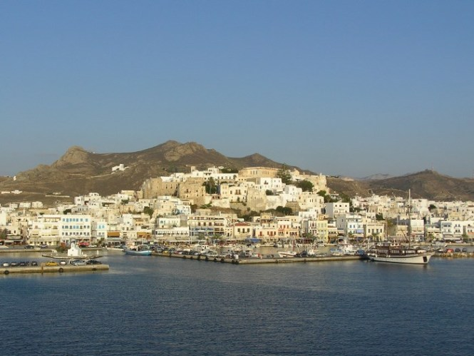 Naxos - TOP 10 MOST BEAUTIFUL GREEK ISLANDS