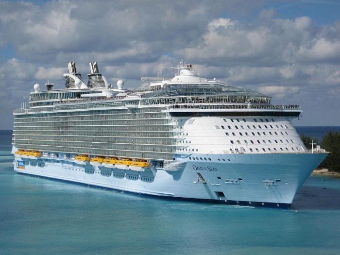 Oasis grootste cruiseschip