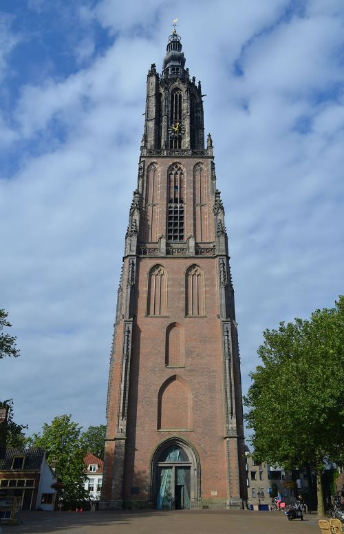 Onze Lieve Vrouwetoren - TOP 10 ATTRACTIONS AND THINGS TO DO IN AMERSFOORT, THE NETHERLANDS
