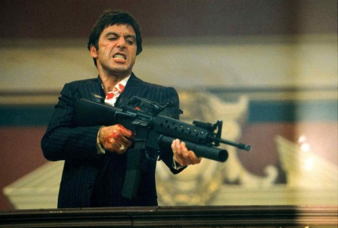 Scarface 2 - TOP 10 BEST AL PACINO MOVIES