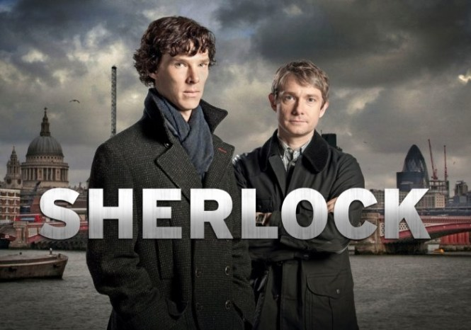 Sherlock - TOP 100 BEST AND MOST POPULAR SERIES ON NETFLIX
