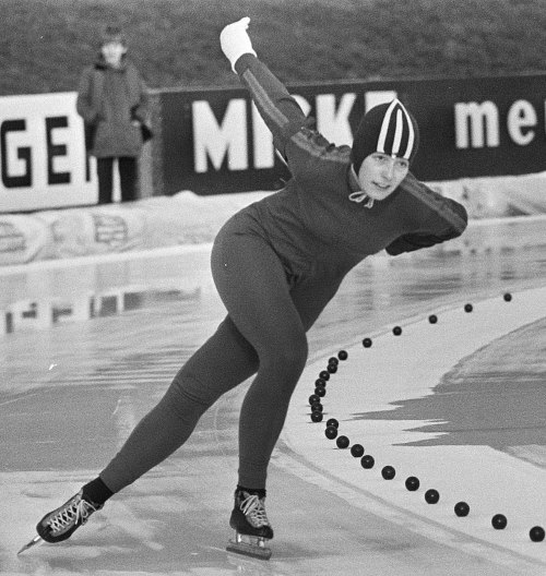 Sijtje van der Lende - TOP 10 BEST FEMALE DUTCH SPEEDSKATERS OF ALL TIME