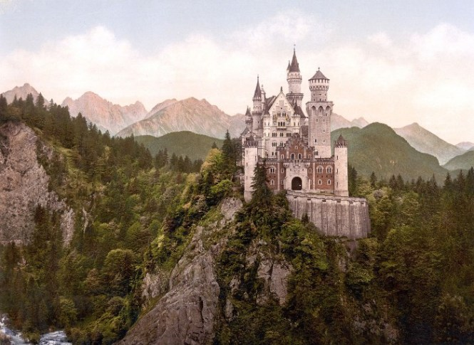 Slot Neuschwanstein - TOP 10 MOST BEAUTIFUL CASTLES IN THE WORLD