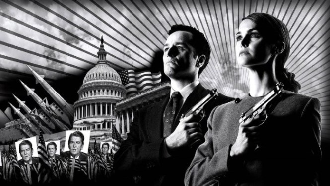 The Americans - TOP 100 BEST AND MOST POPULAR SERIES ON NETFLIX