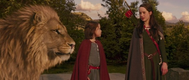 The Chronicles of Narnia - TOP 10 BEST FANTASY MOVIES OF ALL TIMES