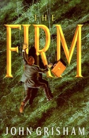 The Firm - TOP 10 BEST JOHN GRISHAMBOOKS