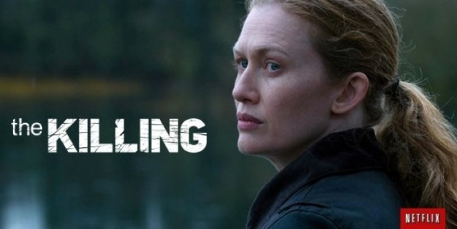 The Killing - TOP 100 BEST AND MOST POPULAR SERIES ON NETFLIX