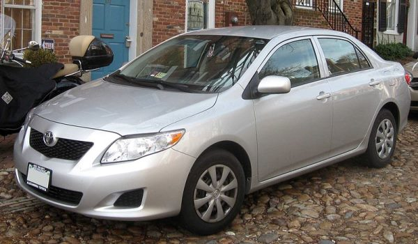 Toyota Corolla - TOP 10 HISTORY'S BEST SELLING CARS OF ALL TIME