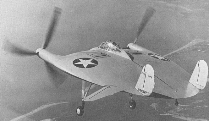 Vought V 173 - TOP 10 Experimental Strange Aircraft weird looking aircrafts designs that really exsist