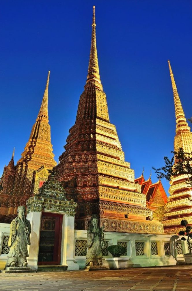 Wat Pho 2 678x1024 - TOP 10 BEST TOURIST ATTRACTION IN BANGKOK FUN THINGS TO DO IN BANGKOK