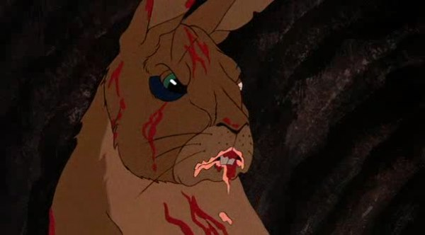 Watership Down  - Top 10 Animated Movies For Adults