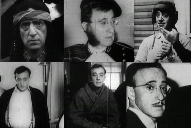 Zelig - TOP 10 BEST WOODY ALLEN MOVIES