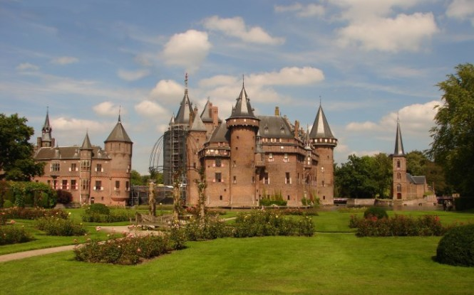 de haar - TOP 10 TOURIST ATTRACTIONS AND THINGS TO DO IN THE NETHERLANDS