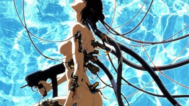 ghost in the shell - TOP 10 ACTION MOVIES WITH A WOMAN IN THE LEADING ROLE