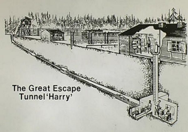 great escape - TOP 10 MOST SPECTACULAR PRISON ESCAPES