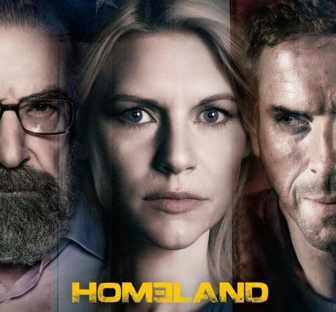homeland - TOP 100 BEST AND MOST POPULAR SERIES ON NETFLIX