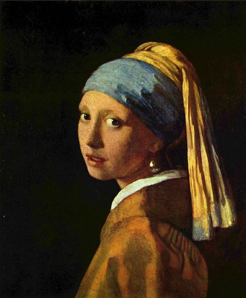 meisje met de parel1 - TOP 10 MOST FAMOUS DUTCH PAINTERS OF ALL TIME