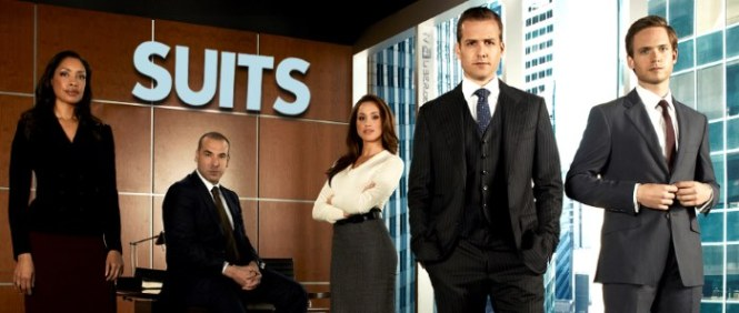 suits - TOP 100 BEST AND MOST POPULAR SERIES ON NETFLIX