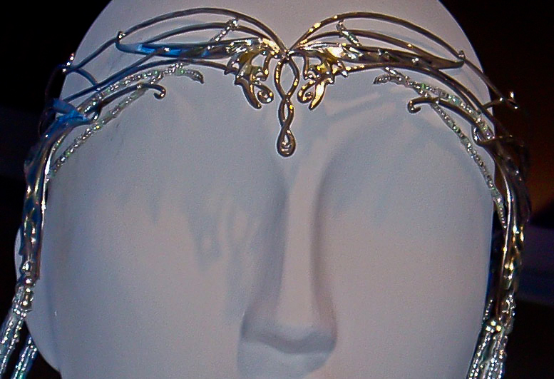 Arwens Butterfly Crown