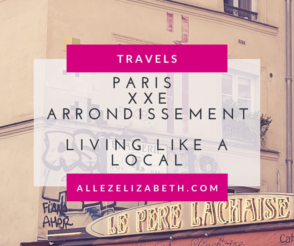 ALLEZ ELIZABETH PARIS XXE ARRONDISSEMENT