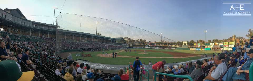 Baseball Backyard Adventures: Lake Elsinore Diamond Stadium (Minor League Baseball)