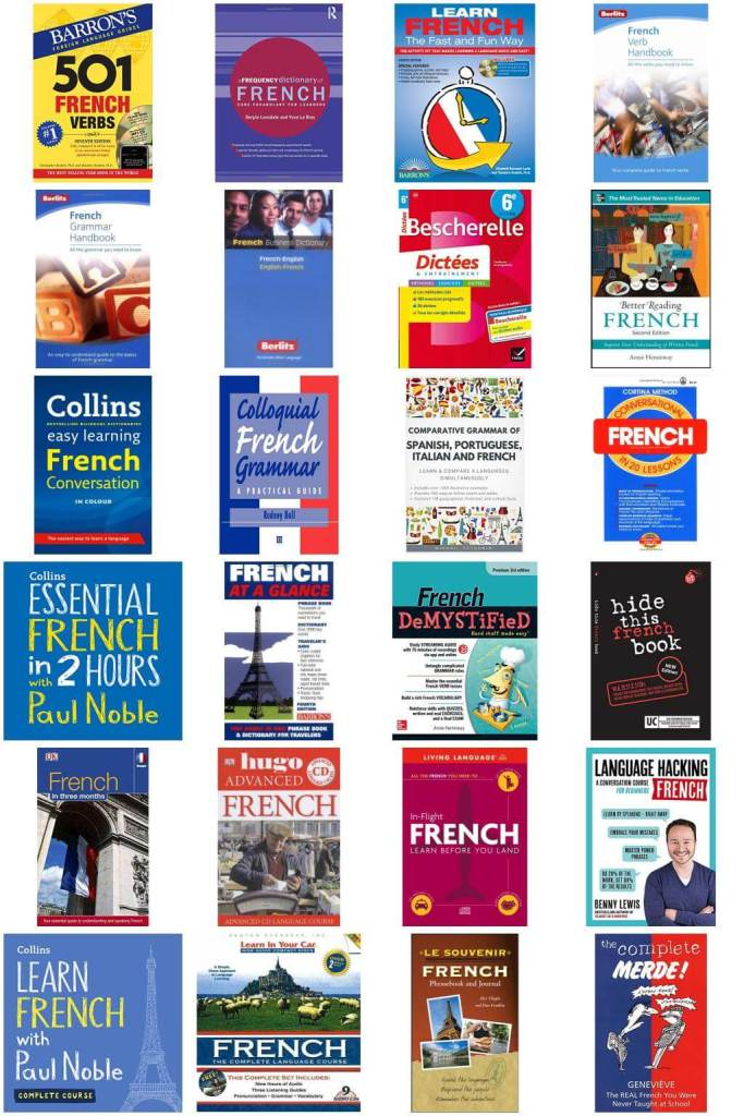 Allez Elizabeth FRENCH LANGUAGE LEARNING RESOURCES BOOK LIST