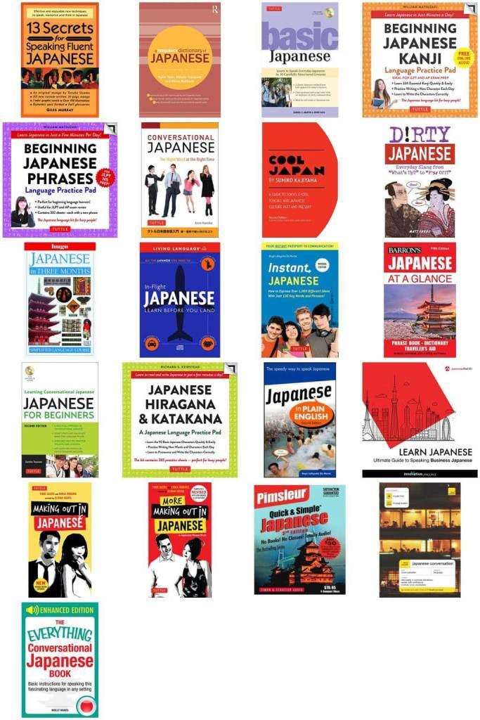 Allez Elizabeth JAPANESE LANGUAGE LEARNING RESOURCES BOOK LIST