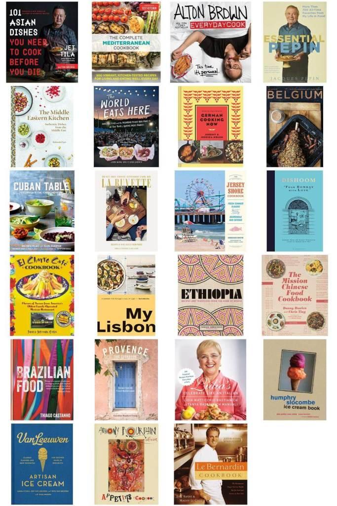 ALLEZ ELIZABETH - COOKBOOKS THAT SCRATCHED MY TRAVEL ITCH DURING QUARANTINE