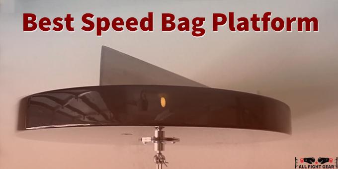 best Speed Bag Platform