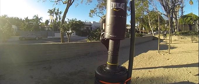 Everlast PowerCore Freestanding Heavy Bag Review