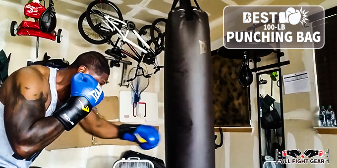 100-Lb Punching Bag FI