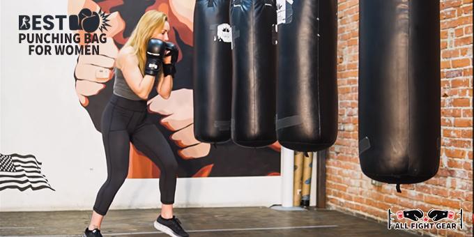 Punching Bag for Women