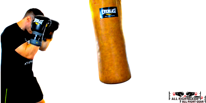 Medium Weight Punching Bag
