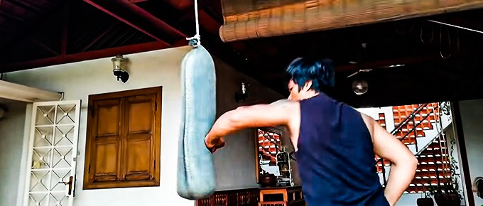 What Can You Substitute for a Punching Bag