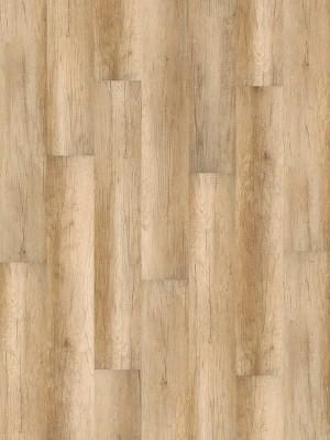Wineo 1000 Purline PUR Bioboden Calistoga Cream Wood Planken zur Verklebung