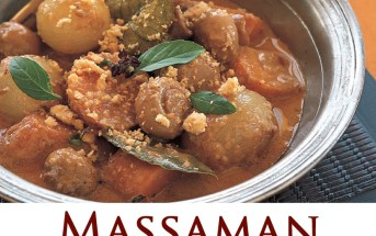 Massaman Vegetable Curry