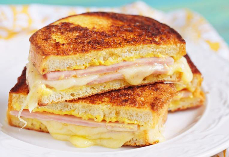 Croque monsieur recipe | All Food Chef