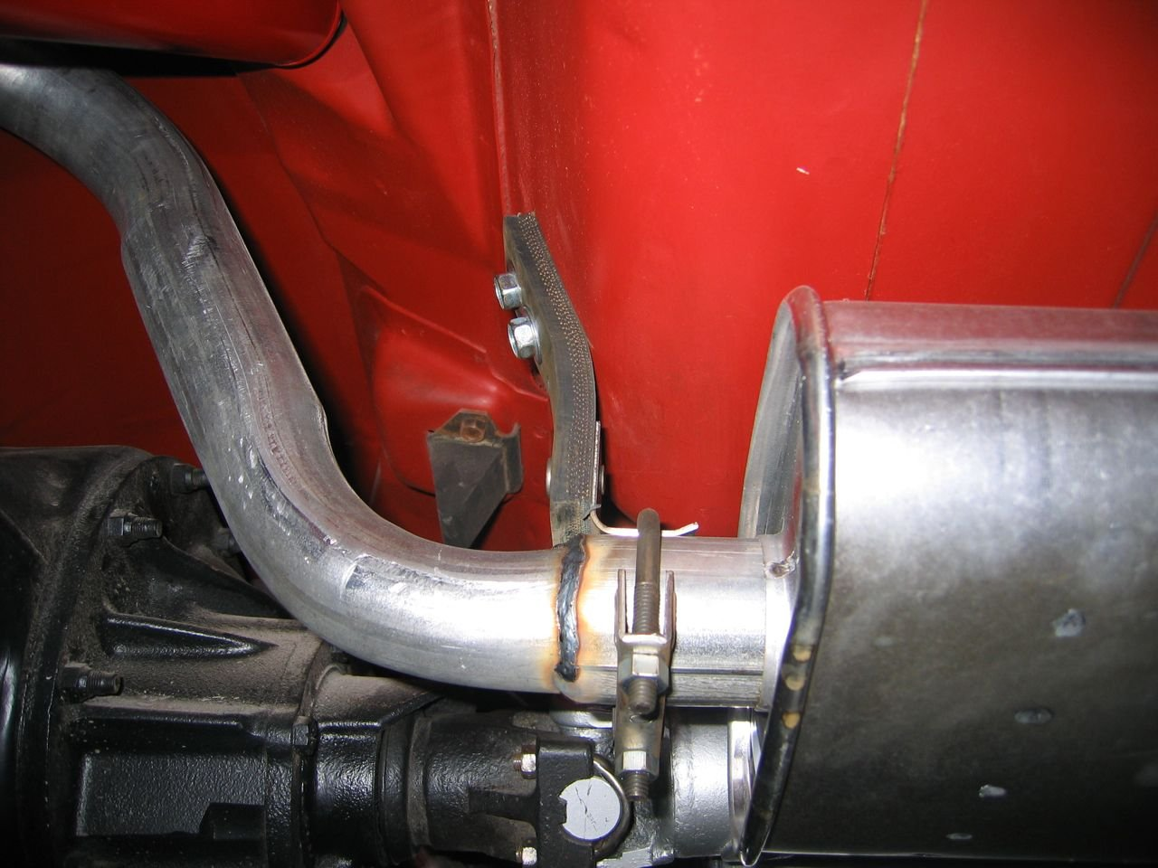 pypes exhaust system with a gt valance