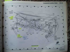 2008 GT Headlight Wiring Diagram?  Ford Mustang Forum