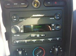 07 Shaker 500 CD Error  Ford Mustang Forum