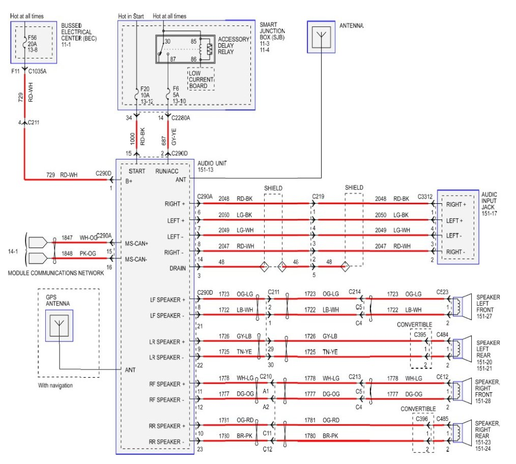 2001 ford f250 stereo wiring diagram 2001 image 2001 mustang radio wiring diagram wiring diagram on 2001 ford f250 stereo wiring diagram