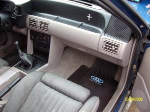 need help identifying a interior color in a foxbody stang