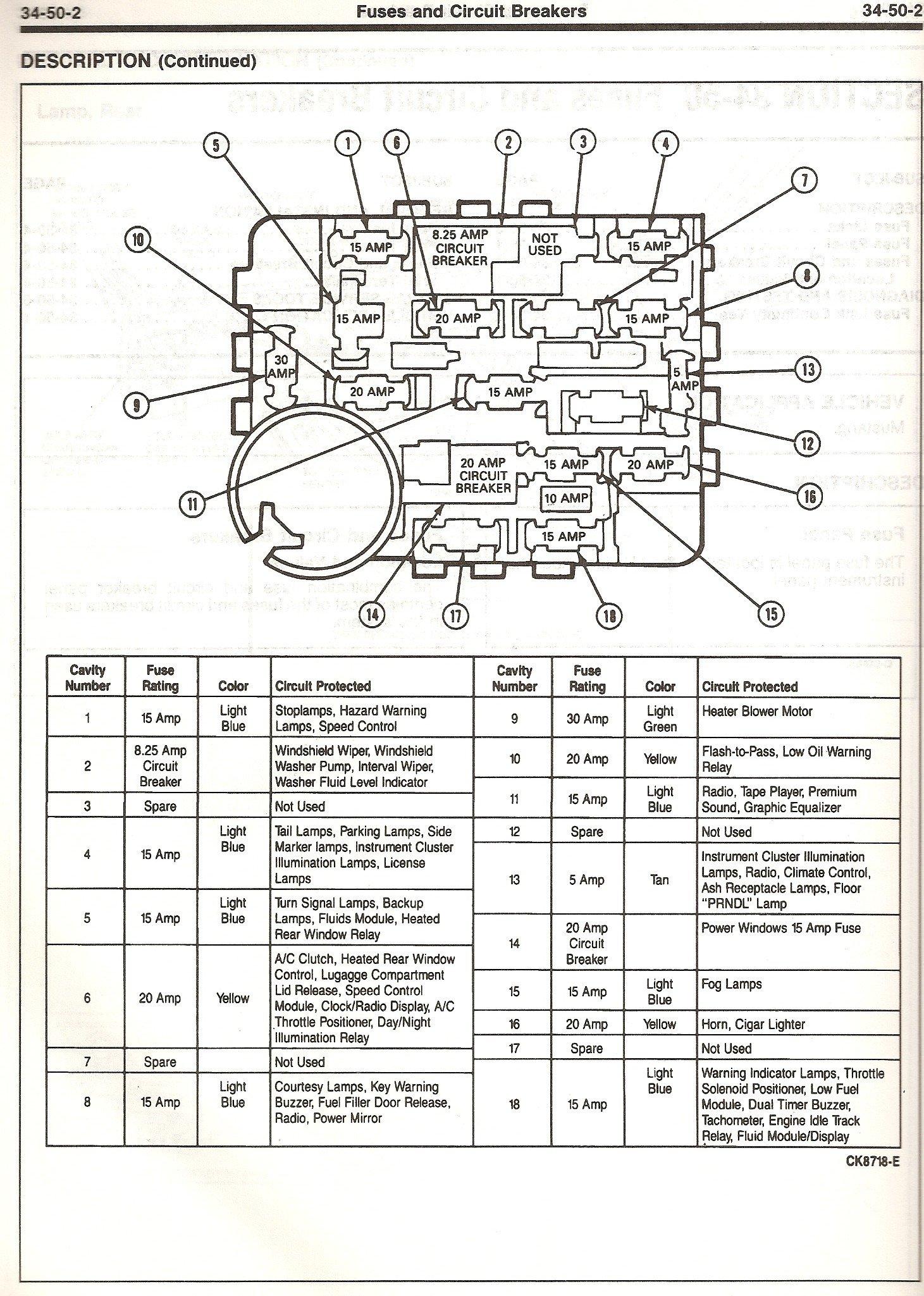0 5 Ford Starter Wiring