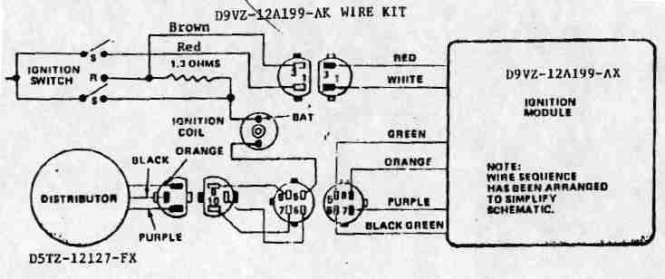 ford ignition control module wiring diagram wiring diagram ford explorer pcm power procedure and ranger